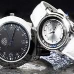 Серебрянные часы в подарок